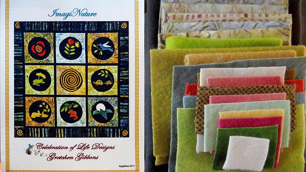 ImagiNature Kit and Pattern