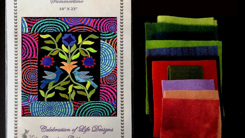 Summertime Kit w/ pattern