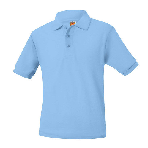 CLEARWATER S/S POLO'S