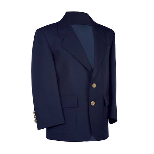 STRONG ROCK NAVY BLAZER COME IN TO GET FITTED