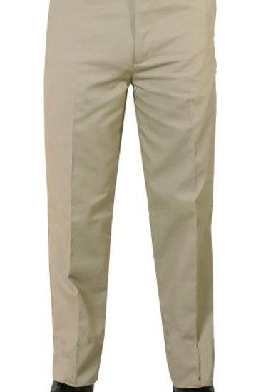 Men's Relaxed Fit Khaki Pants