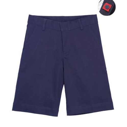 NAVY UNIVERSAL GIRL'S SHORTS