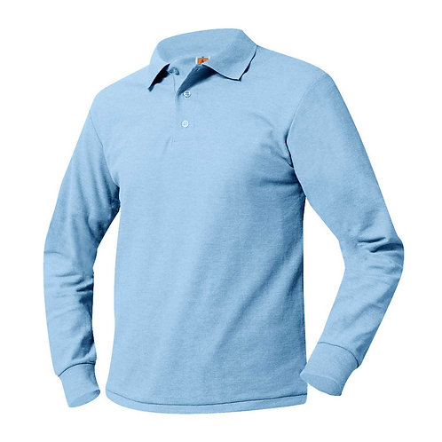 CLEARWATER L/S POLO'S