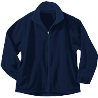 COWETA CHARTER FLEECE JACKET