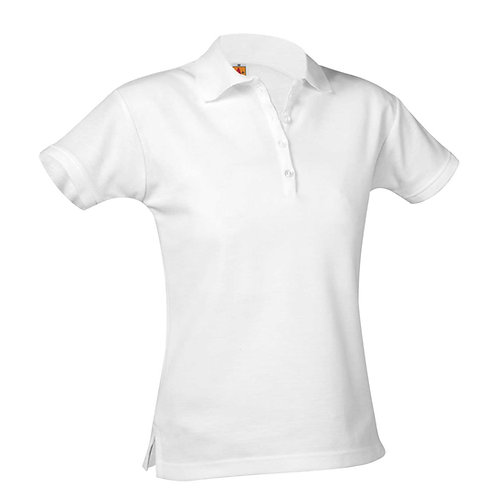 GIRLS CUT ODYSSEY CHARTER S/S POLO'S