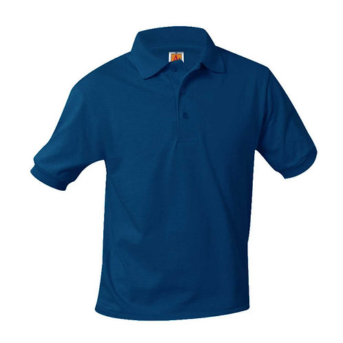 OLV SMOOTH KNIT POLO'S