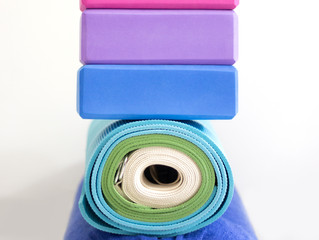 How to Make a Yoga Bolster Quickly