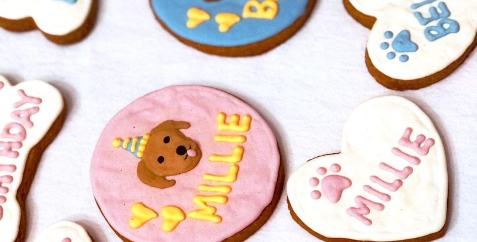 Custom Birthday Cookie Set