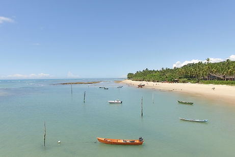 Praia dos pescdores | Arraial d'Ajuda