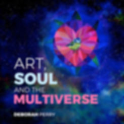 Art, Soul and the Multiverse book available through Amazon