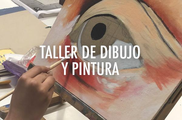 Taller de Dibujo/Pintura para Niños