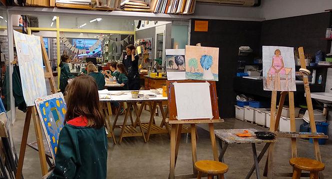 Taller de Artes Plásticas par Niños