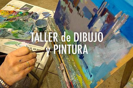 Taller Dibujo Pintura para Adultos