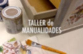 Taller Manualidades Adultos