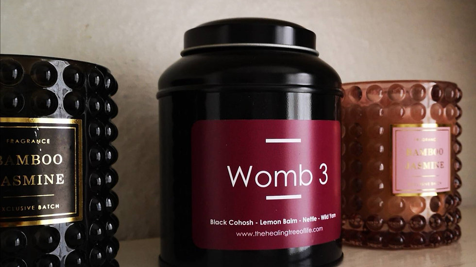 WOMEN HEALTH PLUS - 100g - Supports reproductive system and fertility after 40