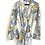Thumbnail: Robe Short - Blue Floral Fields Lounge / Everyday Comfort