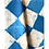 Thumbnail: Bandana - Block Print Indigo Batik Cotton/ Table Napkin