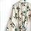 Thumbnail: Robe / Kimono - Blue Vintage Roses Lounge / Everyday Comfort