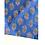 Thumbnail: Bandana -  Blue Pomegranate Block Printed Cotton / Headband