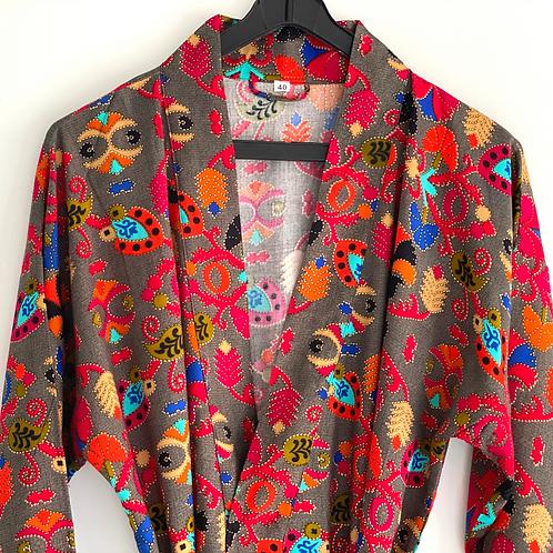 Robe /Kimono -  Getting Ready / Daily Robe / Comfort wear