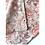 Thumbnail: Bandana -  Gray   Floral Block Printed Cotton / Headband
