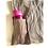 Thumbnail: Tote Bag - Large Fabric Bag - Box Gusset - zigzag-  2 pocket