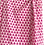 Thumbnail: Sarong / Scarf / Wrap Skirt - Pink and blue print + border