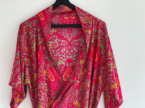 Robe / Kimono  - Getting Ready / Sleep Robe / Swim Cover up