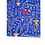 Thumbnail: Bandana -  hand drawn warli tribe doodle print Cotton / Headband