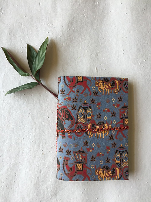 Blank Travelogue, Travel Journal, Junk Journal, Writing Journal, Plain Diary,