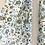Thumbnail: Stole / Scarf - White Indigo Grey Hand Block Printed