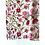 Thumbnail: Bandana - Pink white Floral Block Printed Cotton / Headband