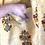 Thumbnail: Robe / kimono - Hand Block Print Cotton Daily / Spa Cover up