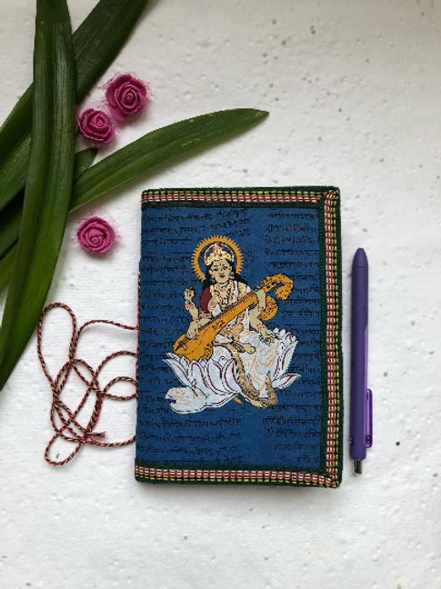 Handmade Paper Journal - Saraswati Cover - Set of 4