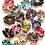 Thumbnail: Hair Scrunchies - Set of 6 for Women and Girls - Zero Waste