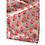 Thumbnail: Bandana - Block Print beige red Floral Buti Cotton/ Napkin