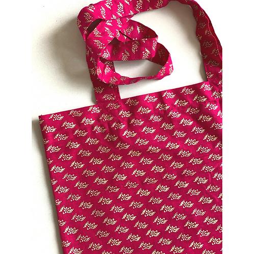 Tote Bag - Everyday Reusable Shopper Bag - Zero Waste Gift