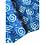 Thumbnail: Bandana - Block Print Indigo hand drawn print / Napkin
