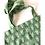 Thumbnail: Robe / Kimono - Green Peace Block Print/ Resort + matching bag