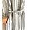 Thumbnail: Robe Long - Unisex Men's full length Lounge Sleep Wear + Bag