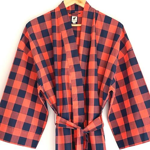 Robe Long - Unisex / Men's full length Sleep / Lounge Wear