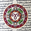 Thumbnail: Handmade Paper Journal - Aries Yellow Astrological Zodiac