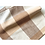 Thumbnail: Bandana -  Brown Plaid Printed Cotton / Headband