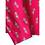 Thumbnail: Bandana - Linen Japanese blossom Gold Print / Face Covering
