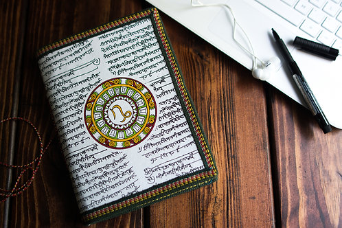 Capricorn Journal, Astrological Gift, Personalized Gift, July Birthday, Bla