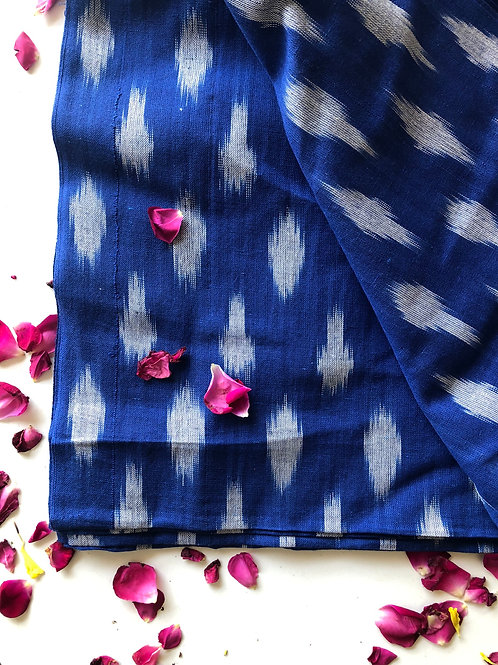copy of copy of copy of copy of copy of Ikat Woven fabric, Indian Cotton, Boho F