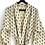 Thumbnail: Robe / Kimono - Indigo Peace Block Print/ Resort / Lounge Wear