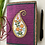 Thumbnail: Handmade Paper Journal - Paisley Cover - Set of 4 - Gifts