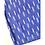 Thumbnail: Bandana -  Cotton with Ikat Print / Face Covering