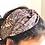 Thumbnail: Twisted Turban Headband - Women + Girl - Brown Madder Flower